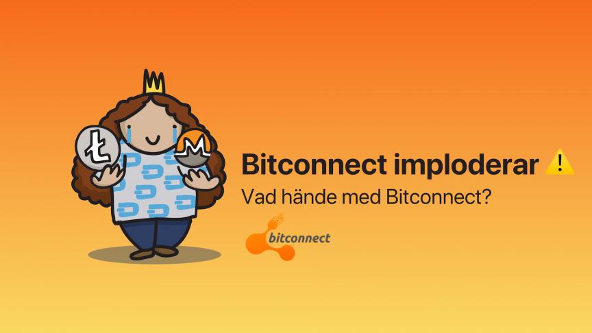 Bitconnect död